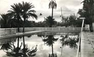 """Algerie CPSM ALGERIE """"Colomb Béchar, la piscine"""""""