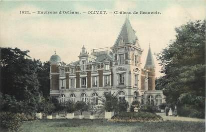 """CPA FRANCE 45 """"Olivet, Château de Beauvoir"""""""