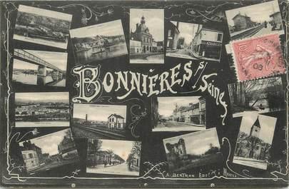 """/ CPA FRANCE 78 """"Bonnières sur Seine"""""""