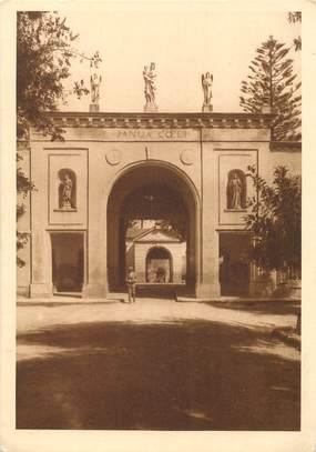 """CPSM ALGERIE """"Domaine de la Trappe de Staouëli près Alger, entrée principale"""""""