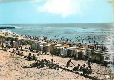 """/ CPSM FRANCE 40 """"Vieux Boucau, la grande plage"""""""