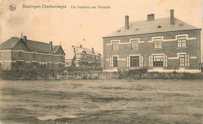 """CPA BELGIQUE """"Beeringen Charbonnages, cité Hotellerie des Employés"""""""
