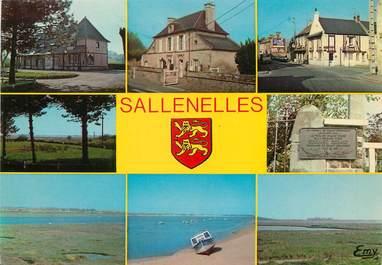 "/ CPSM FRANCE 14 ""Sallenelles"""