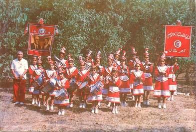 "CPSM TUNISIE ""Les Majorettes de Ksar Hellal"""
