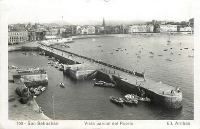 "CPSM ESPAGNE ""San Sebastian"""