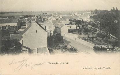 """/ CPA FRANCE 78 """"Châteaufort"""""""