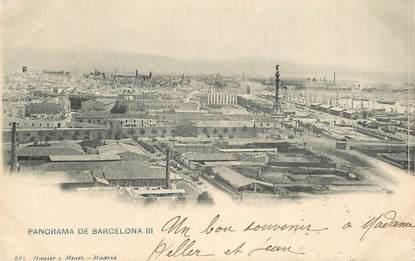 """CPA ESPAGNE """"Barcelone """""""