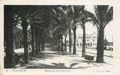 """CPA ESPAGNE """"Alicante"""""""