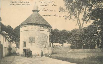 """/ CPA FRANCE 78 """"Hargeville, vieux Colombier du château"""""""