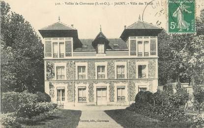 "/ CPA FRANCE 78 ""Vallée de chevreuse, Jagny, villa des Tailli"""