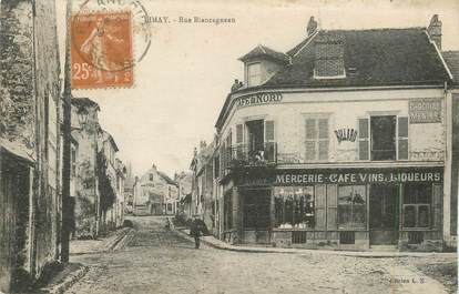 """/ CPA FRANCE 78 """"Limay, rue Blancagneau"""""""