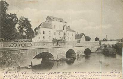 "/ CPA FRANCE 78 ""Limetz, le moulin'"