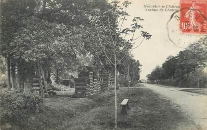 "/ CPA FRANCE 78 ""Neauphle Le Château"""
