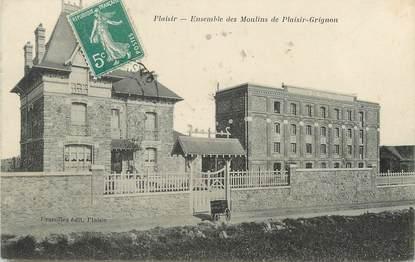 """/ CPA FRANCE 78 """"Plaisir, ensemble des moulins de Plaisir Grignon"""""""