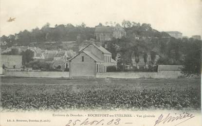 """/ CPA FRANCE 78 """"Rochefort en Yvelines, vue générale"""""""