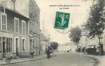 """/ CPA FRANCE 78 """"Saint Cyr l'école, la poste"""""""