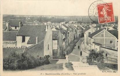"""/ CPA FRANCE 78 """"Sartrouville, vue générale"""""""
