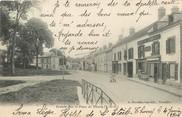 "78 Yveline / CPA FRANCE 78 ""Grande rue et place de Thoiry"""