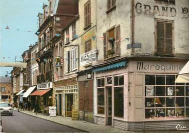 """/ CPSM FRANCE 60 """"Clermont, rue de la République"""" / COMMERCE"""