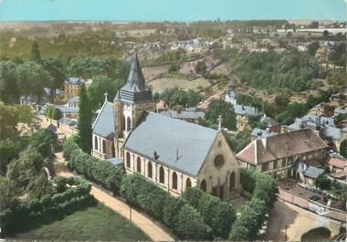 """/ CPSM FRANCE 76 """"Bois Guillaume, l'église"""""""