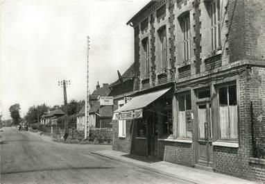 """/ CPSM FRANCE 76 """"Blacqueville, route d'Yvetot'"""