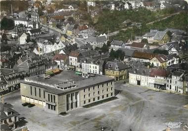 """/ CPSM FRANCE 76 """"Duclair, la mairie"""""""