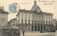 """15 Cantal / CPA FRANCE 15 """"Aurillac, hôtel de ville"""""""