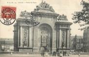 """59 Nord / CPA FRANCE 59 """"Lille, porte de Paris"""""""