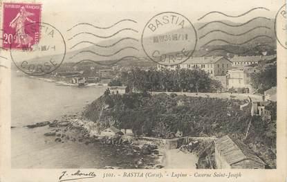 """/ CPA FRANCE 20 """"Corse, Bastia, Lupino, caserne Saint Joseph"""""""