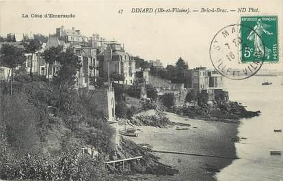 """/ CPA FRANCE 35 """"Dinard, bric à brac"""""""