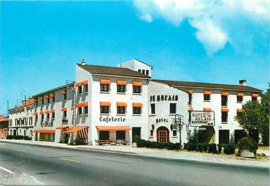 """/ CPSM FRANCE 86  """"Jaunay Clan, le relais"""""""