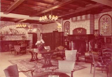 """/ CPSM FRANCE 12 """"Roquefort, Grand hôtel"""""""