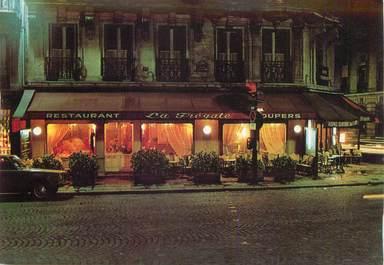 """/ CPSM FRANCE 75001 """"Paris, brasserie restaurant La Frégate"""""""