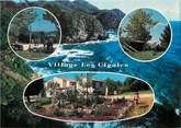 """83 Var / CPSM FRANCE 83 """"Six Fours Les Plages, village Les Cigales"""""""