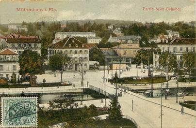 "CPA FRANCE 68 ""Mulhouse"""
