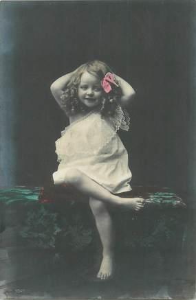 CPA ENFANT     /  Petite fille   /  Portrait