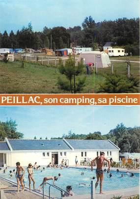 "/ CPSM FRANCE 56 ""Peillac"""