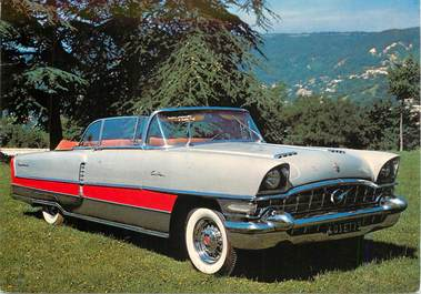 """CPSM AUTOMOBILE """"Packard Caribbean 1955"""""""