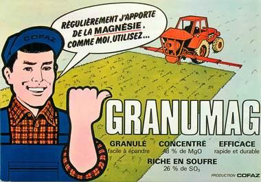 CPSM PUBLICITÉ / AGRICULTURE