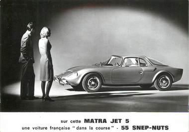 CPSM AUTOMOBILE / MATRA JET 5