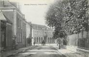 """53 Mayenne / CPA FRANCE 53 """"Evron, hôtel de ville"""""""