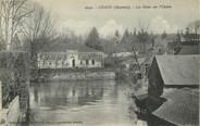 """53 Mayenne / CPA FRANCE 53 """"Craon, les bains sur l'Oudon"""""""