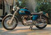 """Theme CPSM MOTO """"TRIUMPH Bonneville 725"""""""