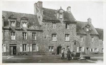 """/ CPSM FRANCE 29 """"Locronan, vieilles maison"""""""