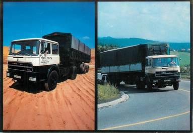 CPSM CAMION FIAT 619 Tracteur