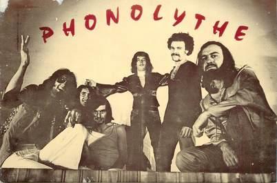CPSM ARTISTE /  Phonolythe