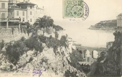 """/ CPA MONACO """"Monte Carlo, le Ravin"""""""