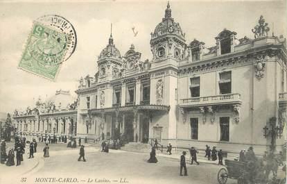 """/ CPA MONACO """"Monté Carlo, le casino"""""""