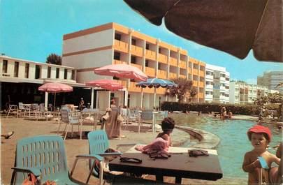 """CPA  DJIBOUTI """"Hotel La Siesta"""""""
