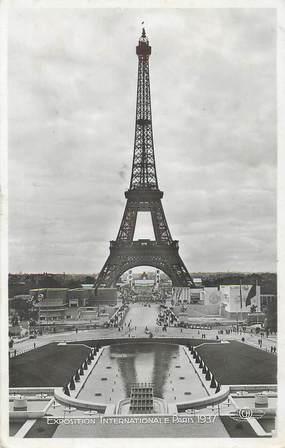 """/ CPSM FRANCE 75008 """"Paris, Tour Eiffel"""""""